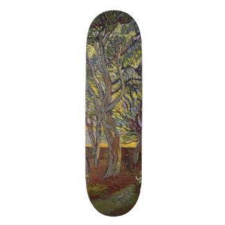 Garden of Saint Paul's Hospital Vincent Van Gogh Skate Board