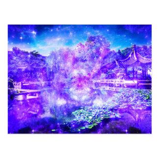 Garden of Serenity Postcard