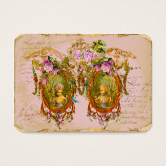 Garden of the Ancients Business Card Pink Nordeens