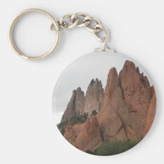 Garden of the Gods, Colorado Key Ring