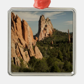 Garden of the Gods Historic Site Christmas Ornaments