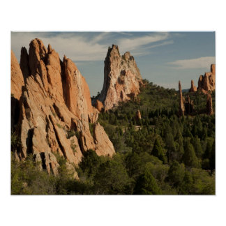 Garden of the Gods Historic Site Poster