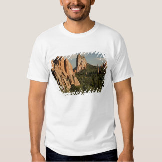 Garden of the Gods Historic Site Tee Shirts
