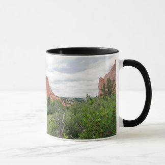 Garden of the Gods Monolith and Plains Mug