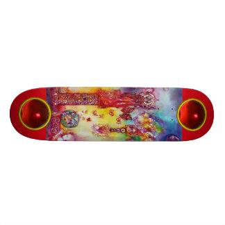GARDEN OF THE LOST SHADOWS, FAERY AND BUTTERFLIES SKATE BOARD DECKS