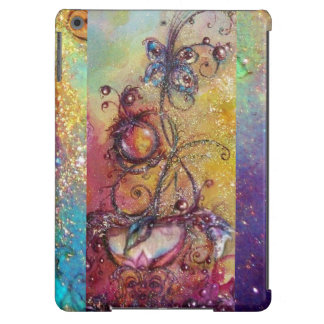 GARDEN OF THE LOST SHADOWS -MAGIC BUTTERFLY PLANT iPad AIR COVERS