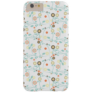 Garden of Tiny Flowers and Branches iPhone Case