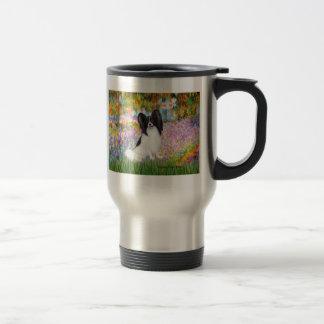 Garden - Papillon 1 Travel Mug