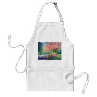 Garden Paradise apron