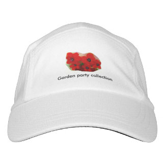 Garden party collection hat