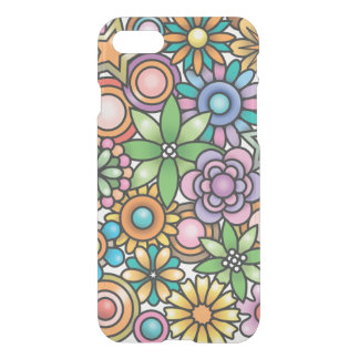 Garden Party iPhone 7 Clear Case