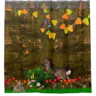 Garden Party Shower Curtain