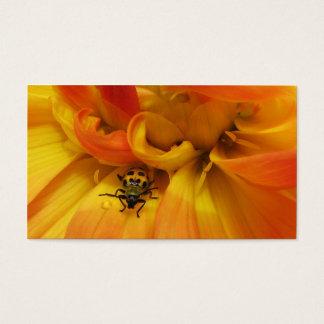 Garden Pest Control Business Card