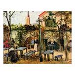 Garden Place On Montmartre (La Guinguette), Custom Invitation