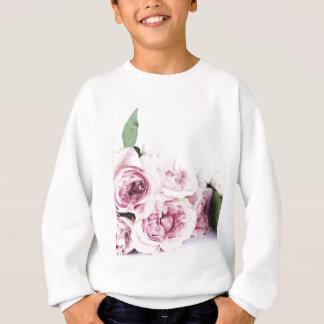 Garden roses sweatshirt