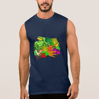 Garden Salad on 100+ items by Valxart.com Sleeveless Shirt