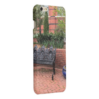 Garden Scene iPhone Case