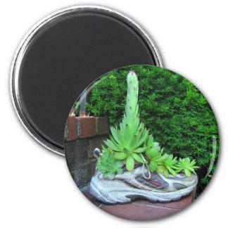 Garden Shoe ~ magnet