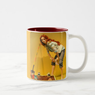 Garden Shoes Cup Mug