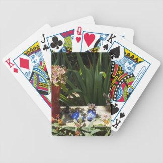 Garden Soles Poker Deck