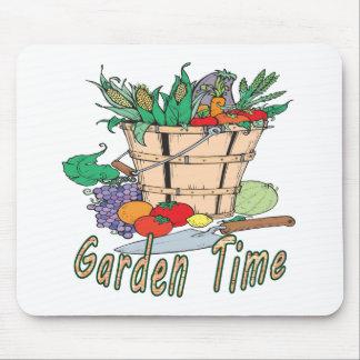 Garden Time Mousepad