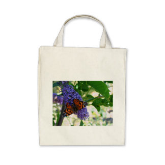 Garden Visitor Canvas Bags