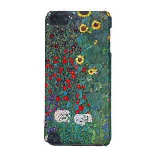 Garden with Crucifix 2 lg by Gustav Klimt iPod Touch (5th Generation) Cover