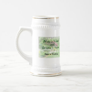 Garden With Japanese Maple Wedding Products Mugs