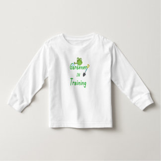 Gardener In Training Toddler T-Shirt