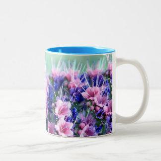 Gardener s Morning Dew Flower Mug Cup