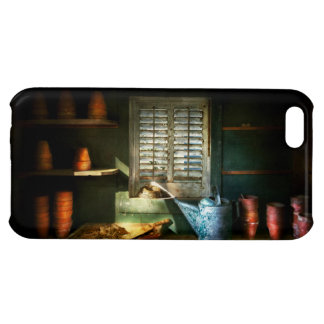 Gardener - The potters shed Cover For iPhone 5C