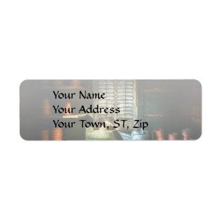 Gardener - The potters shed Return Address Label