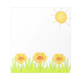 Gardener's Delight Notepad