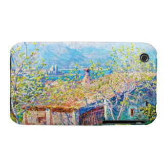 Gardener's House at Antibes Claude Monet iPhone 3 Cover