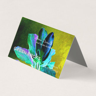Gardenia Business Card
