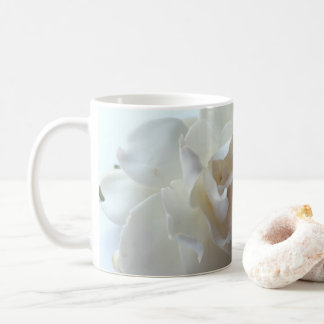 Gardenia (cape jasmine) Coffee Mug
