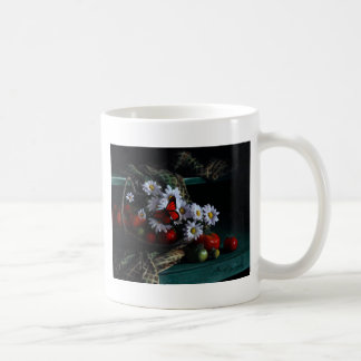 Gardening Bench Coffee Mug