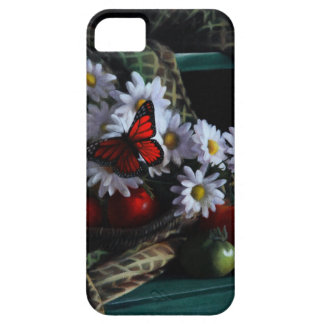 Gardening Bench iPhone 5 Covers