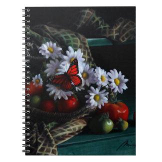 Gardening Bench Notebooks