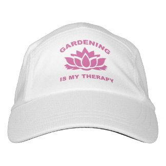 Gardening custom name hats