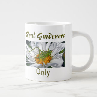 Gardening Delight Large Coffee Mug