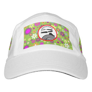 Gardening Flowers and Dreams Hat