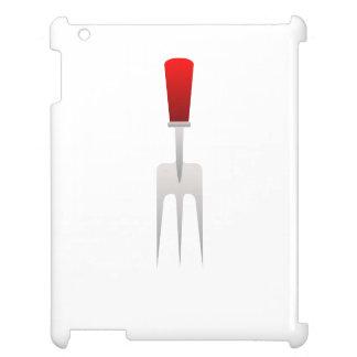 Gardening Fork iPad Case