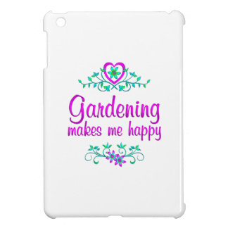 Gardening Happy Cover For The iPad Mini