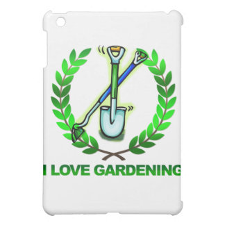 Gardening iGuide Compost Cover For The iPad Mini