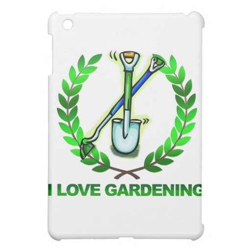 Gardening iGuide Compost Case For The iPad Mini