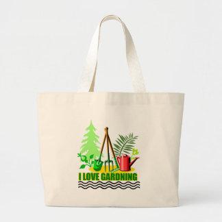 Gardening iGuide Wonderful Soil Canvas Bags