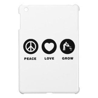 Gardening iPad Mini Cases
