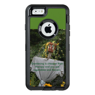 Gardening is Cheaper Than Therapy OtterBox iPhone 6/6s Case