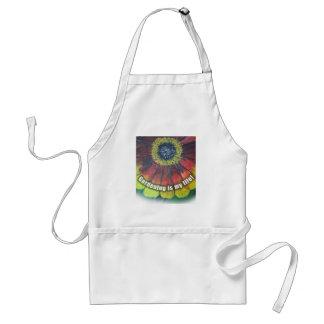 Gardening is my life apron 2